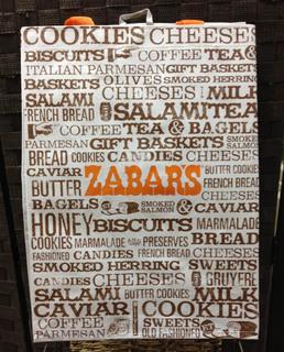 zabars ゼイバーズ エコバッグ ゼーバース ニューヨーク NY